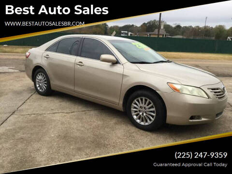 2009 Toyota Camry for sale at Best Auto Sales in Baton Rouge LA