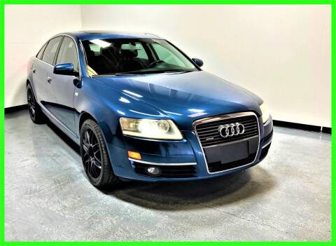 2005 Audi A6 for sale at AMG Auto Sales in Rancho Cordova CA