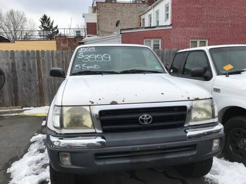 1999 Toyota Tacoma for sale at Chambers Auto Sales LLC in Trenton NJ