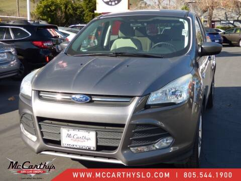 2014 Ford Escape for sale at McCarthy Wholesale in San Luis Obispo CA