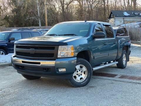 2010 Chevrolet Silverado 1500 for sale at AMA Auto Sales LLC in Ringwood NJ