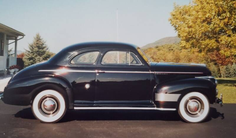 1941 Chevrolet Business Coupe for sale at Erics Muscle Cars in Clarksburg MD