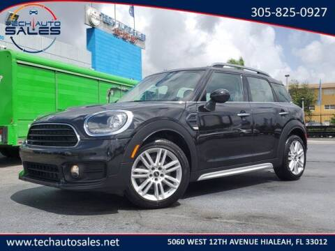 2019 MINI Countryman for sale at Tech Auto Sales in Hialeah FL
