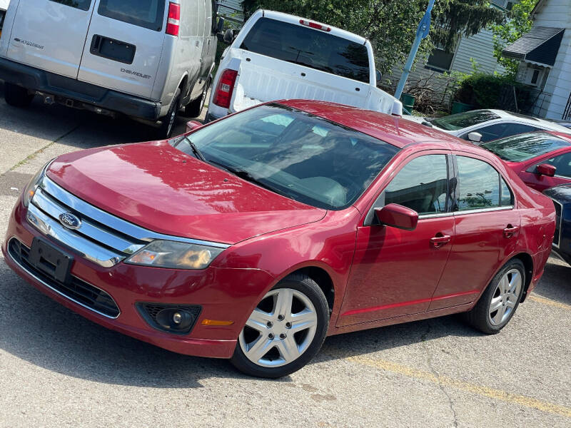 2010 Ford Fusion for sale at Exclusive Auto Group in Cleveland OH