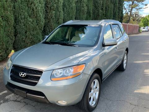 2008 Hyundai Santa Fe for sale at River City Auto Sales Inc in West Sacramento CA