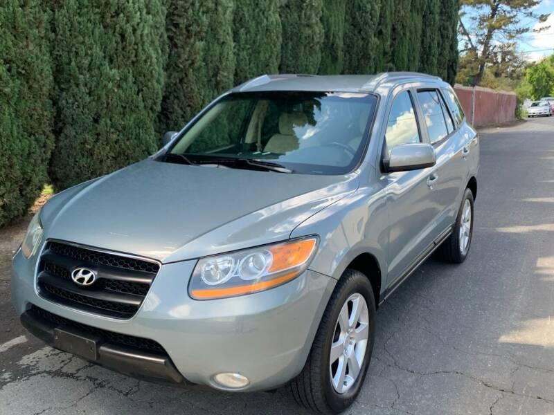 2008 Hyundai Santa Fe for sale at River City Auto Sales Inc in West Sacramento CA