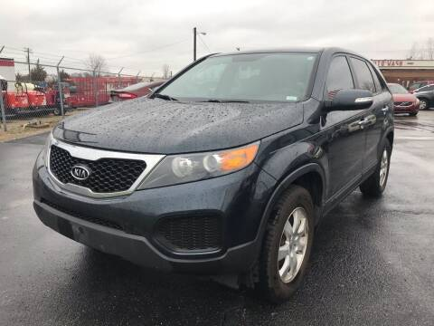 2012 Kia Sorento for sale at Best Deal Auto Sales in Saint Charles MO