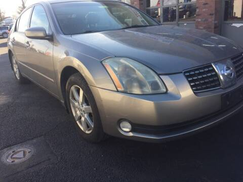 2004 Nissan Maxima for sale at MFT Auction in Lodi NJ