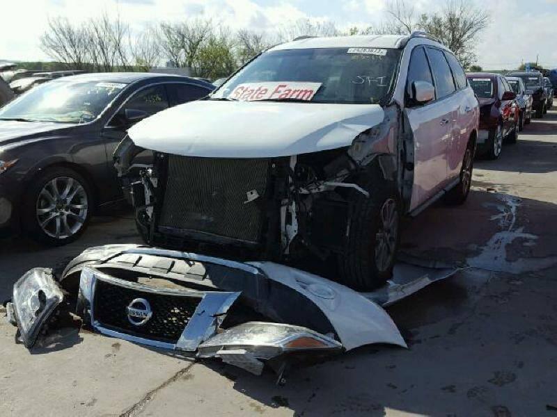 2013 Nissan Pathfinder for sale at RAGINS AUTOPLEX in Kennett MO
