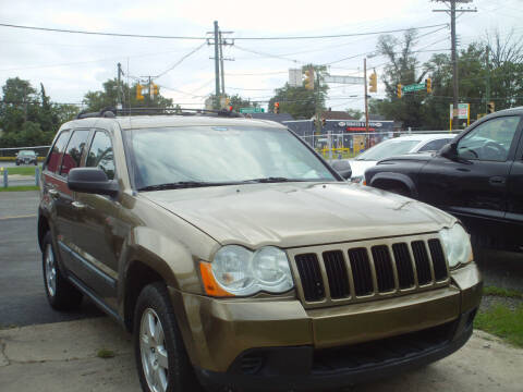 2009 Jeep Grand Cherokee for sale at Marlboro Auto Sales in Capitol Heights MD
