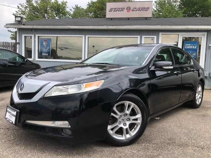 2010 Acura TL for sale at Star Cars LLC in Glen Burnie MD