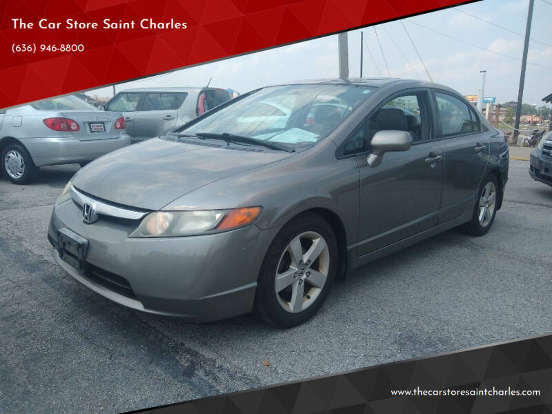 2008 Honda Civic for sale at The Car Store Saint Charles in Saint Charles MO