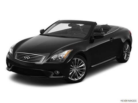 2012 Infiniti G37 Convertible for sale at Ken Wilson Ford in Canton NC