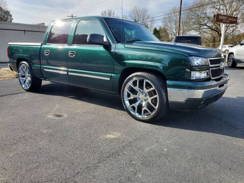 2006 Chevrolet Silverado 1500 for sale at Brown's Used Auto in Belmont NC