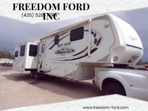 2007 Keystone Big Sky 360RLQ for sale at Freedom Ford Inc in Gunnison UT