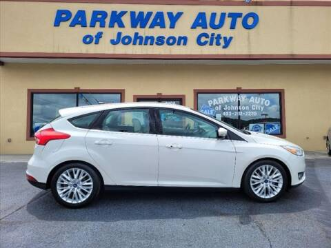 2016 Ford Focus for sale at PARKWAY AUTO SALES OF BRISTOL - PARKWAY AUTO JOHNSON CITY in Johnson City TN