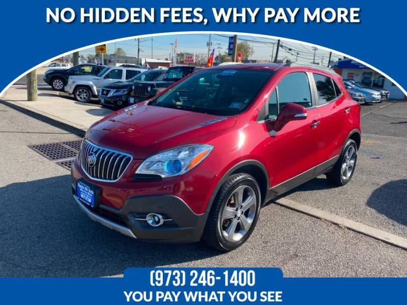 2014 Buick Encore for sale at Route 46 Auto Sales Inc in Lodi NJ
