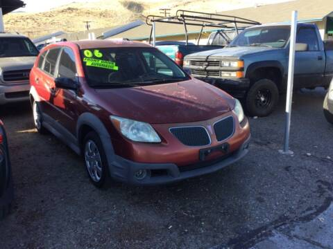 2006 Pontiac Vibe for sale at Small Car Motors in Carson City NV