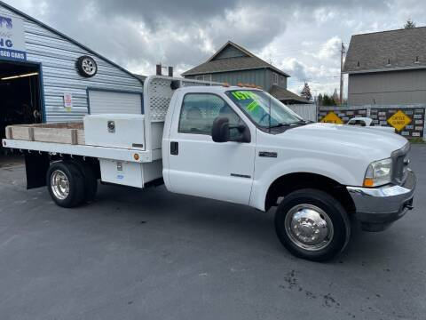 2003 Ford F-450 Super Duty for sale at 3 BOYS CLASSIC TOWING and Auto Sales in Grants Pass OR