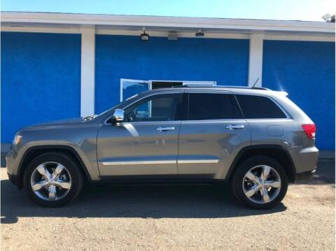 2013 Jeep Grand Cherokee for sale at Khodas Cars in Gilroy CA