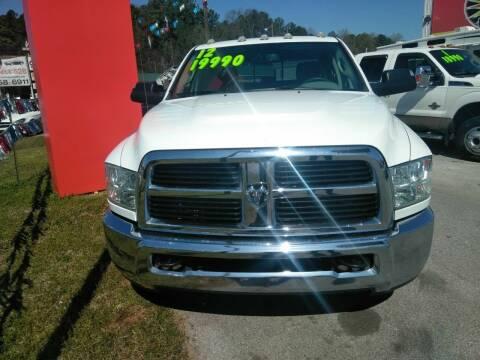 2012 RAM Ram Pickup 3500 for sale at AUTOPLEX 528 LLC in Huntsville AL