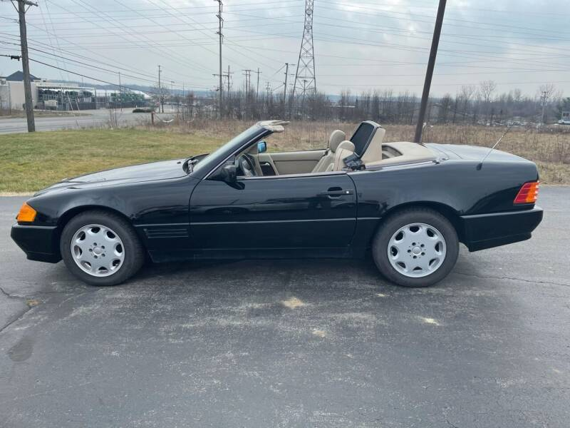 1993 Mercedes-Benz 300-Class for sale at Country Auto Sales in Boardman OH
