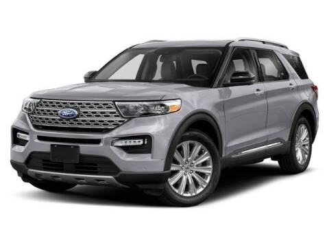 2020 Ford Explorer for sale at Terry Lee Hyundai in Noblesville IN