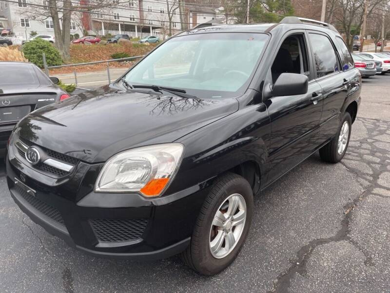 2009 Kia Sportage for sale at Premier Automart in Milford MA