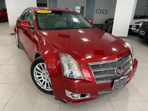 2010 Cadillac CTS for sale at Auto Mall of Springfield in Springfield IL