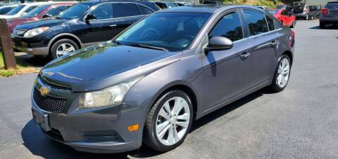 2011 Chevrolet Cruze for sale at GA Auto IMPORTS  LLC in Buford GA