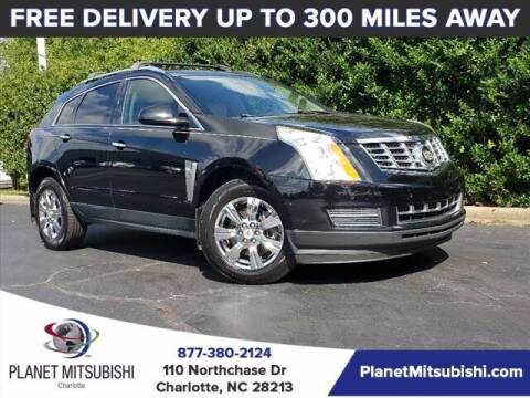 2015 Cadillac SRX for sale at Planet Automotive Group in Charlotte NC