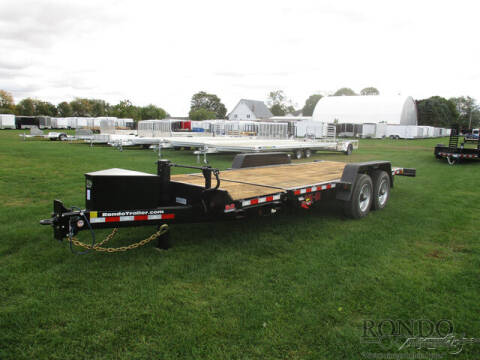 2021 B-B Equipment Tilt TBCT2224ET-12K- for sale at Rondo Truck & Trailer in Sycamore IL