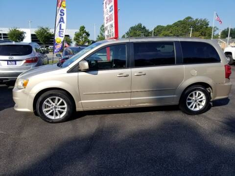 2014 Dodge Grand Caravan for sale at 1st Choice Auto Sales in Newport News VA