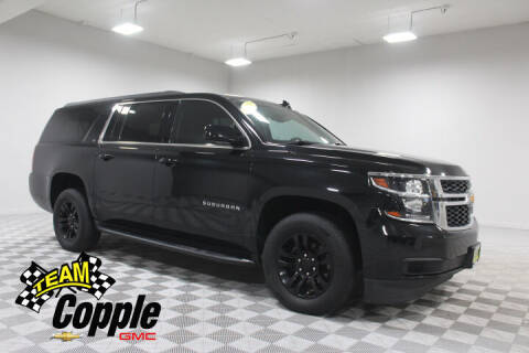 2018 Chevrolet Suburban for sale at Copple Chevrolet GMC Inc in Louisville NE