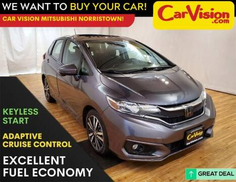 2018 Honda Fit for sale at Car Vision Mitsubishi Norristown in Trooper PA