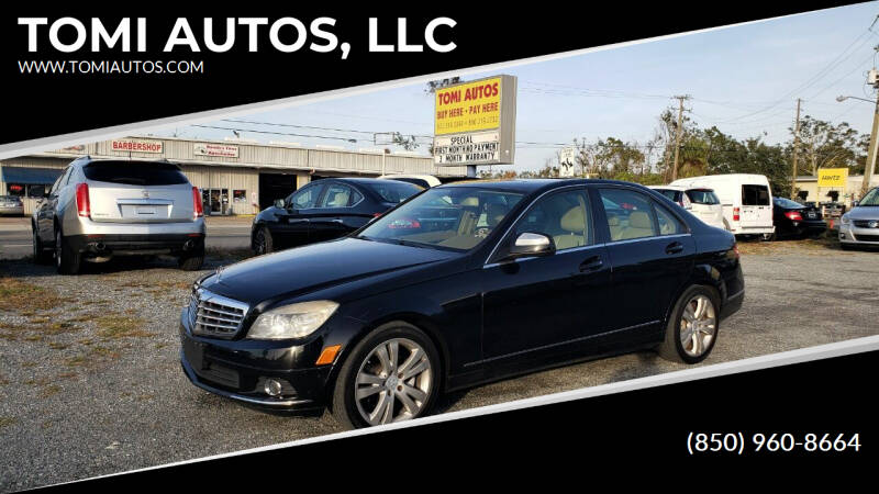 2008 Mercedes-Benz C-Class for sale at TOMI AUTOS, LLC in Panama City FL