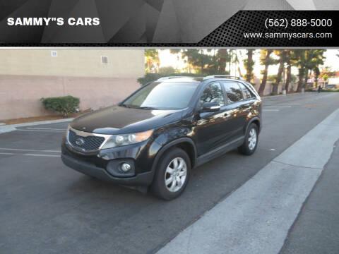"""2012 Kia Sorento for sale at SAMMY""""S CARS in Bellflower CA"""