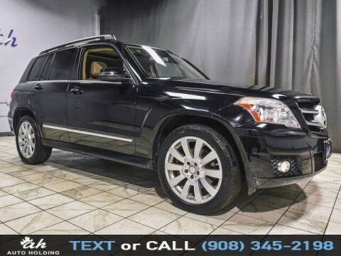 2010 Mercedes-Benz GLK for sale at AUTO HOLDING in Hillside NJ