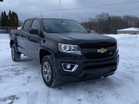 2019 Chevrolet Colorado for sale at Betten Baker Preowned Center in Twin Lake MI