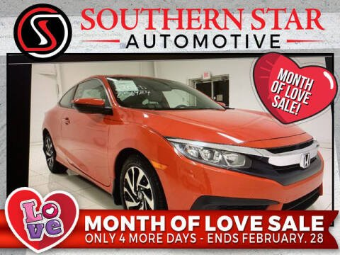 2016 Honda Civic for sale at Southern Star Automotive, Inc. in Duluth GA
