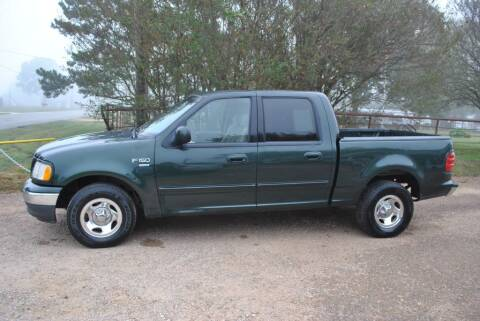 2003 Ford F-150 for sale at OWR Auto Sales in Paris TX