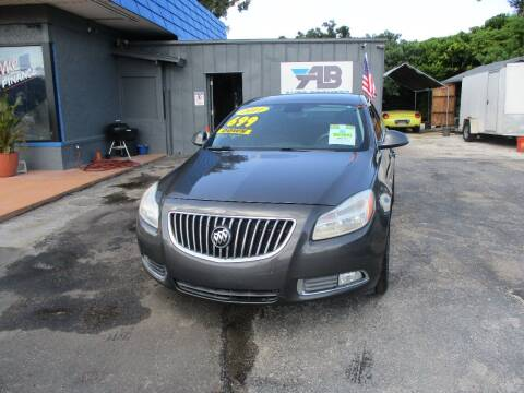2011 Buick Regal for sale at AUTO BROKERS OF ORLANDO in Orlando FL