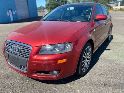 2006 Audi A3 for sale at South Tacoma Motors Inc in Tacoma WA