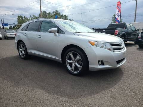 2013 Toyota Venza for sale at Universal Auto Sales in Salem OR