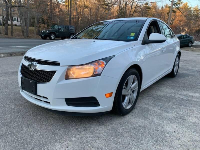 2014 Chevrolet Cruze for sale at Old Rock Motors in Pelham NH