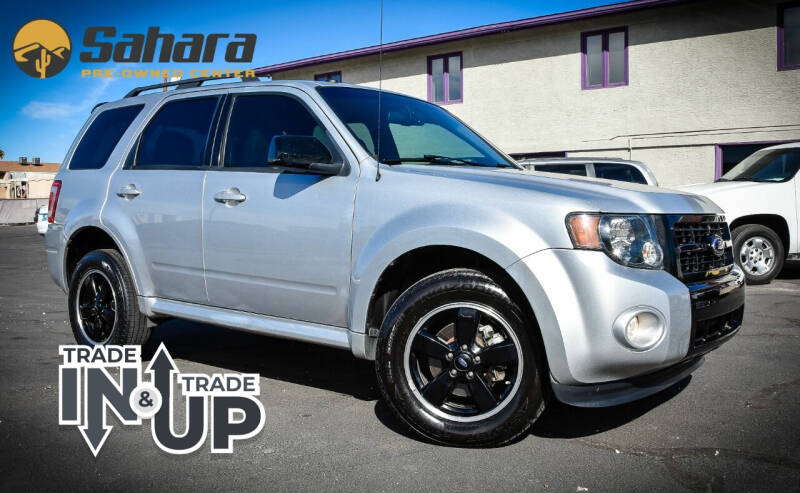 2012 Ford Escape for sale at Sahara Pre-Owned Center in Phoenix AZ