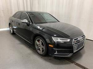 2018 Audi S4 for sale at Cj king of car loans/JJ's Best Auto Sales in Troy MI