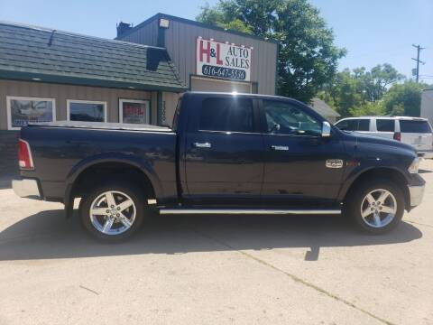 2016 RAM Ram Pickup 1500 for sale at H & L AUTO SALES LLC in Wyoming MI