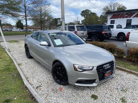 2014 Audi A5 for sale at Beach Auto Brokers in Norfolk VA