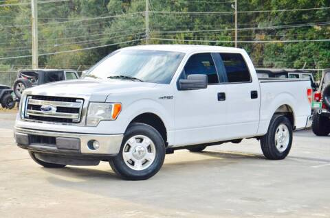 2014 Ford F-150 for sale at Marietta Auto Mall Center in Marietta GA